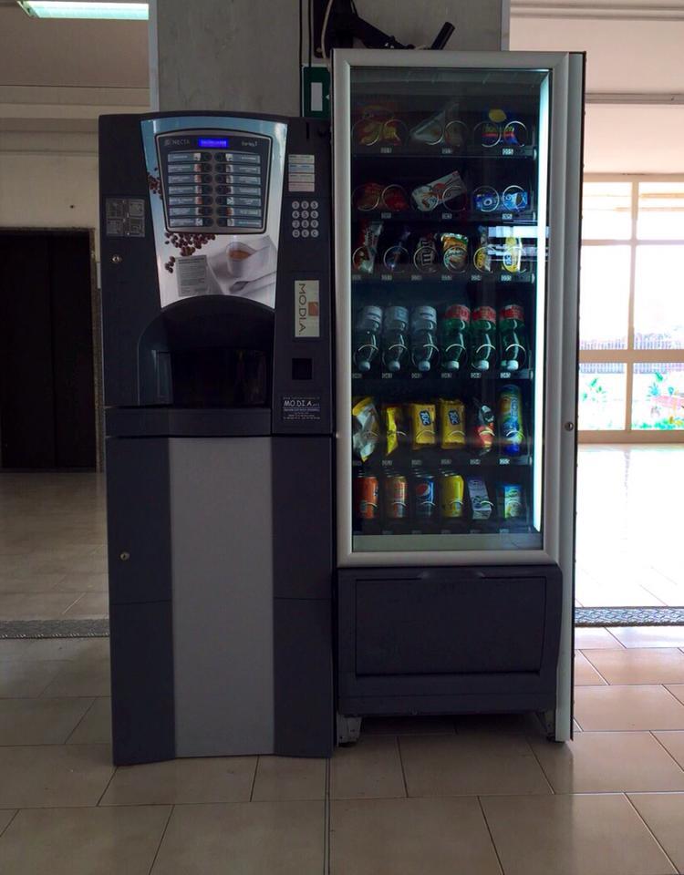 installazione area ristoro